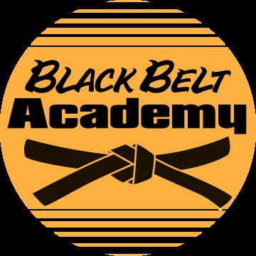 Black Belt Academy logo