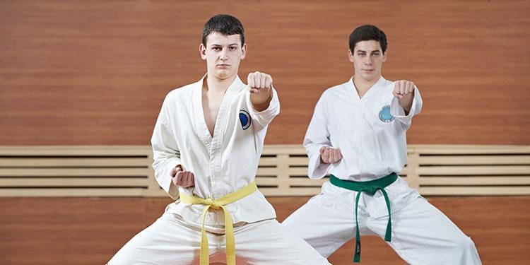 martial arts teens